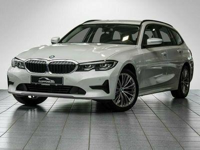 gebraucht BMW 320 d Touring Advantage Tempomat Klimaaut. Shz