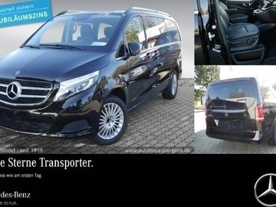 gebraucht Mercedes V250 AVANTGARDE L+LEDER+LED+7-SITZER+NAVI+KLIMA