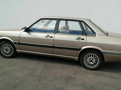 gebraucht Audi 90 Typ 81 MKB: HY selten CH/ S ( KV )... als Limousine in Eriskirch