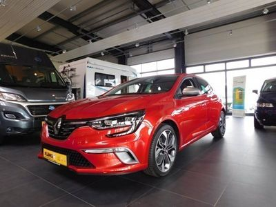 gebraucht Renault Mégane GT ENERGY dCi 130 Line+Voll-LED+R-Link+18 Zoll