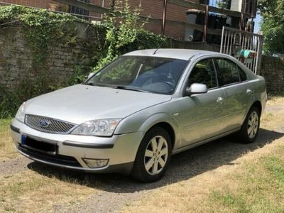 used Ford Mondeo 1,8 16V SCI Euro 4 131PS Limousine 6 Gang