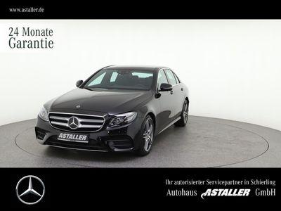 gebraucht Mercedes E400 4M AMG+NaviComa+Pan+Wide+DAB+360+LED+19'