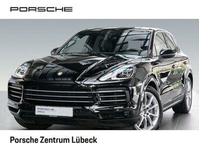 gebraucht Porsche Cayenne S LED Sportabgas Pano Spurhalt 21-Zoll Fahrzeuge kaufen und verkaufen