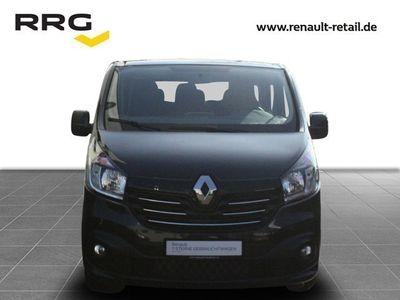 gebraucht Renault Trafic COMBI L1H1 2,9T EXPRESSION dCi 125 9-Sitzer, Klim