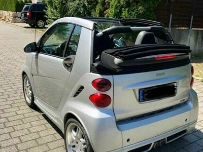 gebraucht Smart ForTwo Cabrio softouch BRABUS Xclusive
