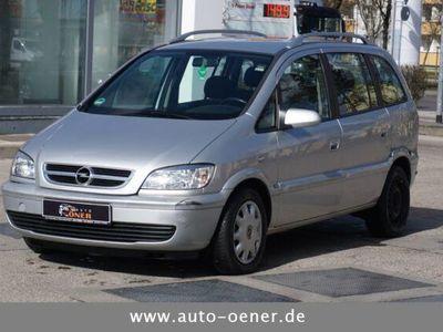 käytetty Opel Zafira A Njoy mit Style-Paket Klimaautomatik