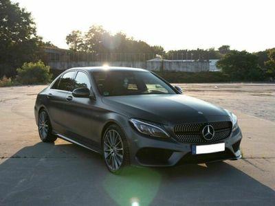 gebraucht Mercedes C450 AMG ++Mercedes4matic++