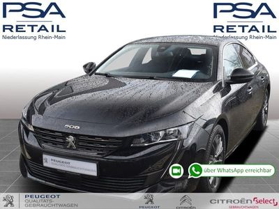 gebraucht Peugeot 508 BlueHDi 160 EAT8 Allure *ACC*Night-Vision*PANO*Allwetter