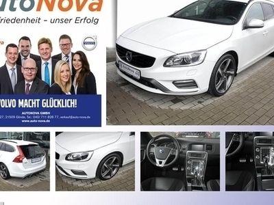 used Volvo V60 D3 Momentum R-Design Bi-Xenon Navi Standhzg.