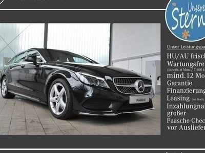 gebraucht Mercedes CLS400 Shooting Brake AMG Line/COMAND/SHD Standheizung