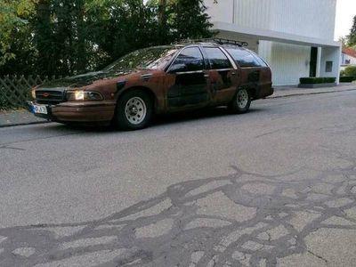 gebraucht Buick Roadmaster lt1 used look Ratte Tausch als Kombi in Bensheim