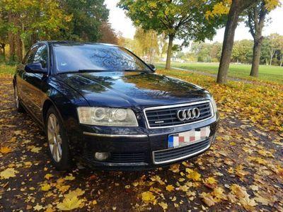 gebraucht Audi A8 4.2 Benziner Quattro Vollausstattung * TÜV/AU
