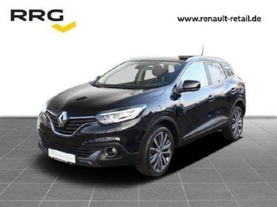 gebraucht Renault Kadjar BOSE Edition dCi 130 4x4 Leder-Paket