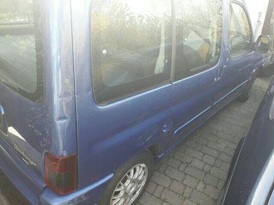 gebraucht Citroën Berlingo Multispace 2.0 HDi MF RHY