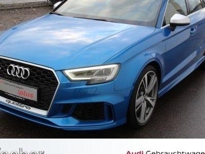 gebraucht Audi RS3 Lim. 2.5 TFSI quattro S tronic Navi Leder L