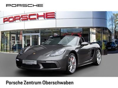 gebraucht Porsche 718 BoxsterS
