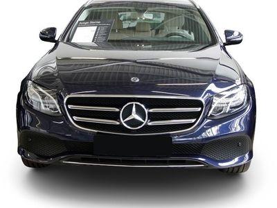 gebraucht Mercedes E300 E300 de T Avantgarde WIDESCREEN+KAMERA+NAVI+LED