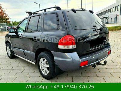 gebraucht Hyundai Santa Fe 2.4 GLS Team 06 *AHK*Tüv Neu*Leder*