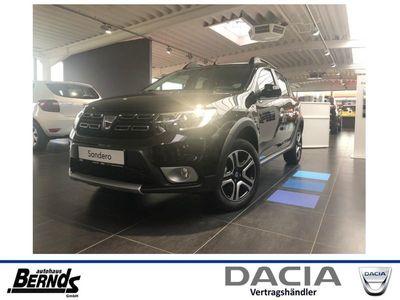gebraucht Dacia Sandero Stepway TCe 100 ECO-G Celebration LPG