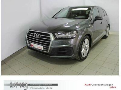gebraucht Audi Q7 3.0 TDI quattro tiptronic AHK virtual cockpit Navi