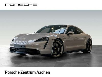 gebraucht Porsche Taycan Turbo LED-Matrix Head-Up Sitzbelüftung als Limousine in Aachen
