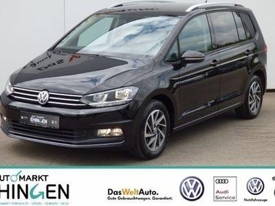 gebraucht VW Touran Sound 1.6 TDI Comfortline Navi ACC 5J Ga