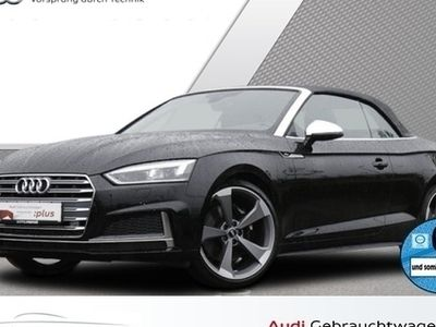 gebraucht Audi S5 Cabriolet 3.0 TFSI quattro Navi virtual cockpit AHK Einparkhilfe Tempomat