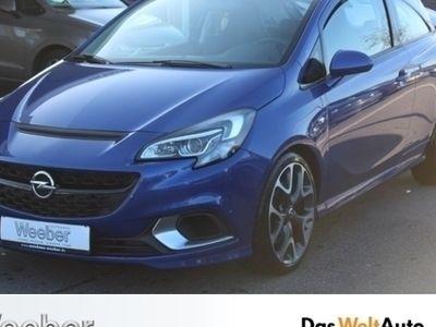 gebraucht Opel Corsa E 1.6 Turbo OPC XENON PDC Tempo Klima