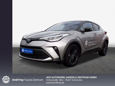 gebraucht Toyota C-HR 2.0 Hybrid Team Deutschland, 184 PS Systeml.