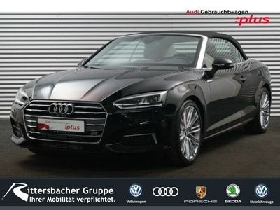 gebraucht Audi A5 Cabriolet 2.0 TFSI sport LED Navi Virtual Cockpit