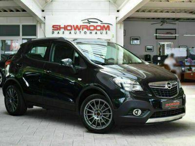 gebraucht Opel Mokka Edition ecoFlex 4x4 # Premium-Paket # Navi