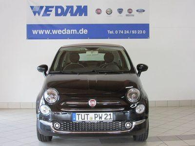gebraucht Fiat 500C 1.2 8V Lounge *TFT/PDC*