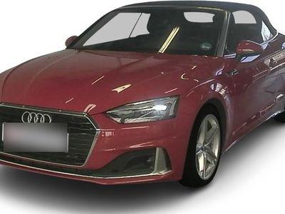 gebraucht Audi A5 Cabriolet A5 40 TFSI advanced Assistenzpaket