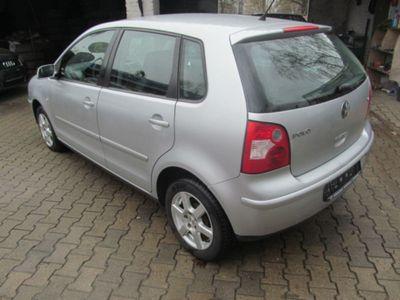 gebraucht VW Polo 1.2 Klima Alu eFenster TÜV 06/17