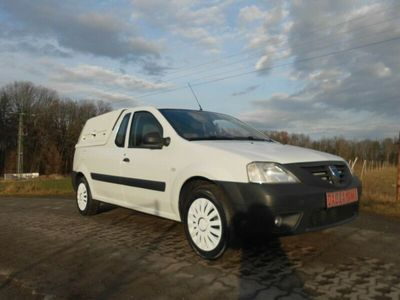gebraucht Dacia Logan Pick-Up 1.5 DCI-Hardtop-AHK-KLIMA!!