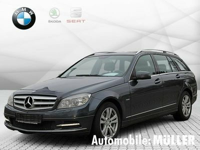 gebraucht Mercedes C250 T CDI Hdl.Fahrzeug Xenon el. Sitze Klimaaut. PDC