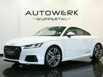 gebraucht Audi TT Coupe 2.0 TFSI *Virtual*Navi*B&O*2.H*ABT