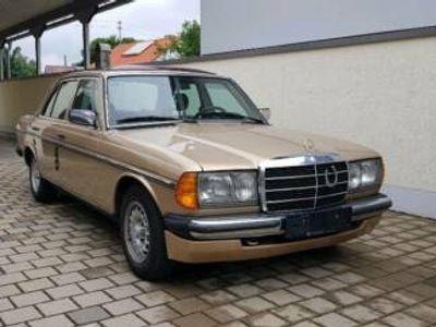 gebraucht Mercedes 240 W123D