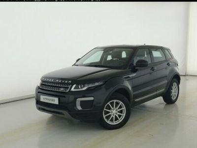 gebraucht Land Rover Range Rover evoque TD4 PURE SHZ+uvm