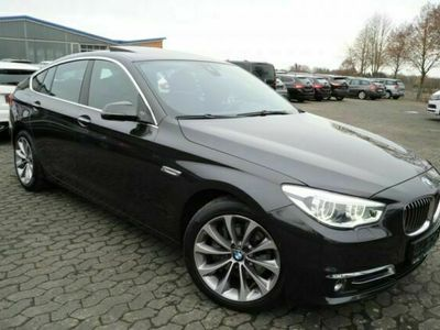 gebraucht BMW 520 Gran Turismo d Luxury LED HUD PANO SURROUND als Limousine in Wölfersheim