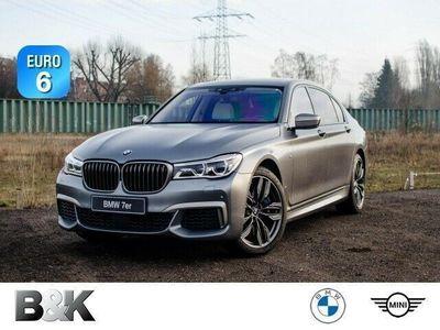 gebraucht BMW M760 xDrive Individual M Drivers Package B/O