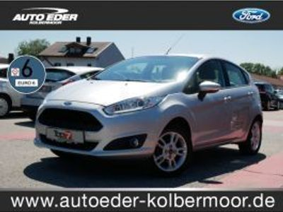 gebraucht Ford Fiesta 1.0 SYNC Edition EURO 6 Einparkhilfe