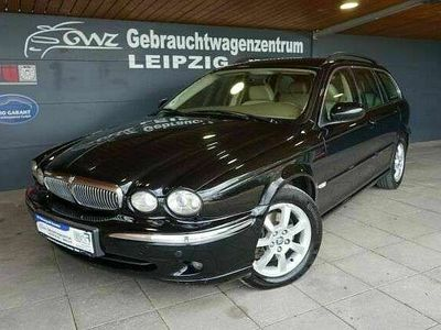 gebraucht Jaguar X-type Estate 2 Liter Diesel Sport / Leder