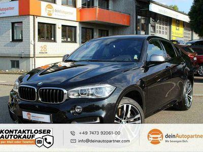 gebraucht BMW X6 M50 X6 M50d Surr.view Standhzg. DAB AHK HeadUp Rüka