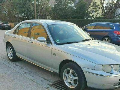 gebraucht Rover 75 Silber TÜV 06/21