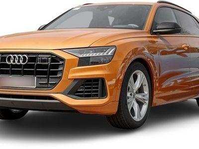 gebraucht Audi Q8 Q850 TDI Q UPE103 LM21 OPTIKPAKET HuD AIR PANO AHK
