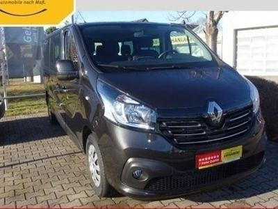 gebraucht Renault Trafic L2H1 1.6dCi 125 Expression PDC NAVI