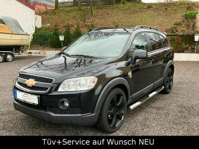 gebraucht Chevrolet Captiva 2.0 D LS TÜV 06/2022+8Fach bereift+SERV.