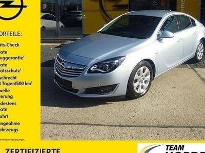 gebraucht Opel Insignia EDITION 5T 2.0 CDTI