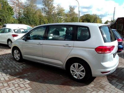 gebraucht VW Touran 1.2 TSI Trendline BMT+7 Sitze+Navi+AHK